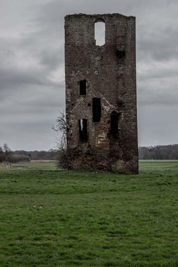 History Architecture Castle No People Nature Fort Langendonk