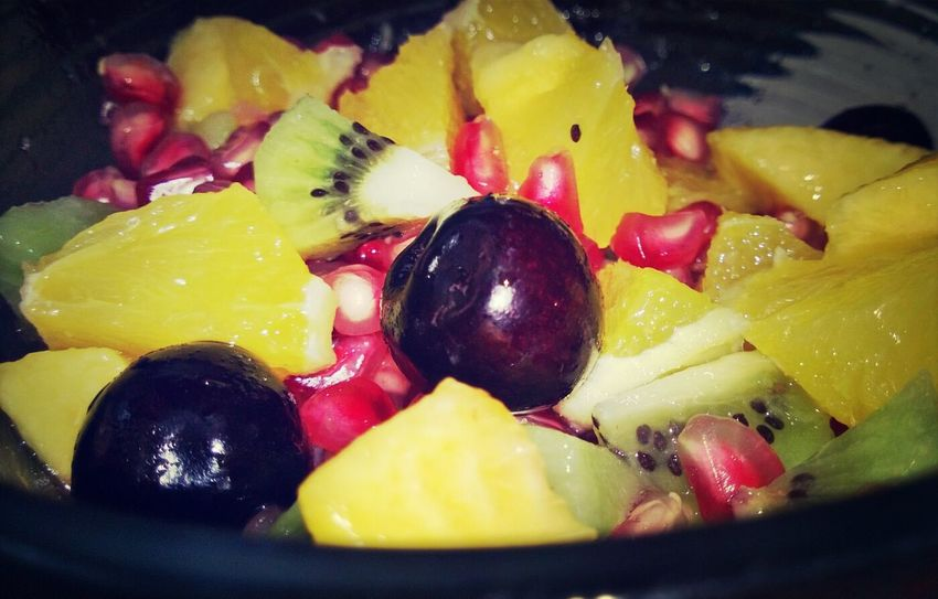 Fruit Salad Delicious Food Yummy Nokia Lumia 920