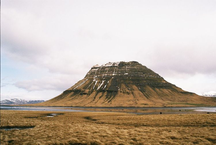 Nature Scenics Beauty In Nature Landscape Travel Destinations Mountain Beauty In Nature The Week On Eyem No People EyeEm Selects Analog Filmcamera Iceland Freshness Travel