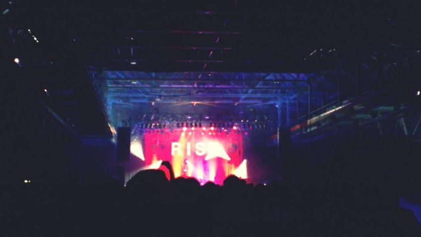 Rise Against Konzert :)