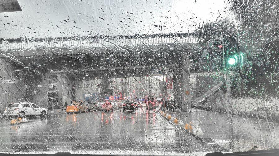 Rainy Days Fuckintraffic