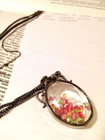Lovely Jewellery Jewellery Getting Inspired Glass Neckless