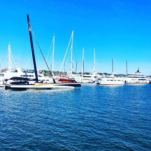 Sailboat Boats