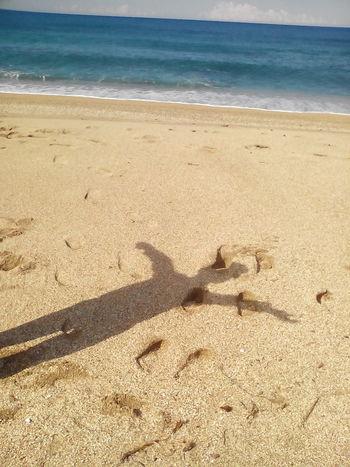 Relaxing Being A Beach Bum Sea Enjoying The Sun Sunshine Shadows Beach Sand The Essence Of Summer