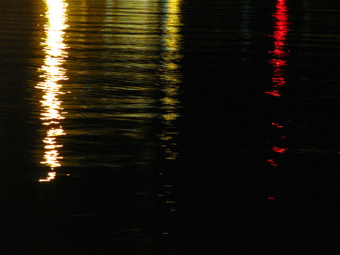 Beauty In Nature Day Nature Night Light Night Light Show Night Lights Night Photography No People Outdoors Reflection Reflection Street Sunset Water