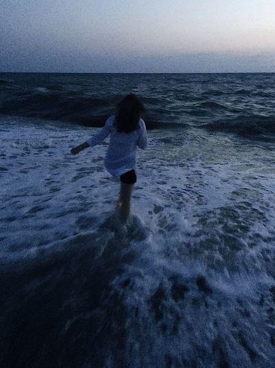 Sea Water Rear