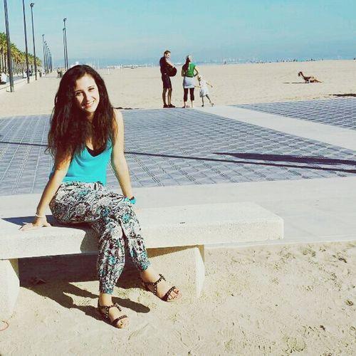 València Playa De La Arena Recuerdos Viaje