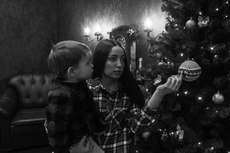 Фотосессия Иркутск мама малыш