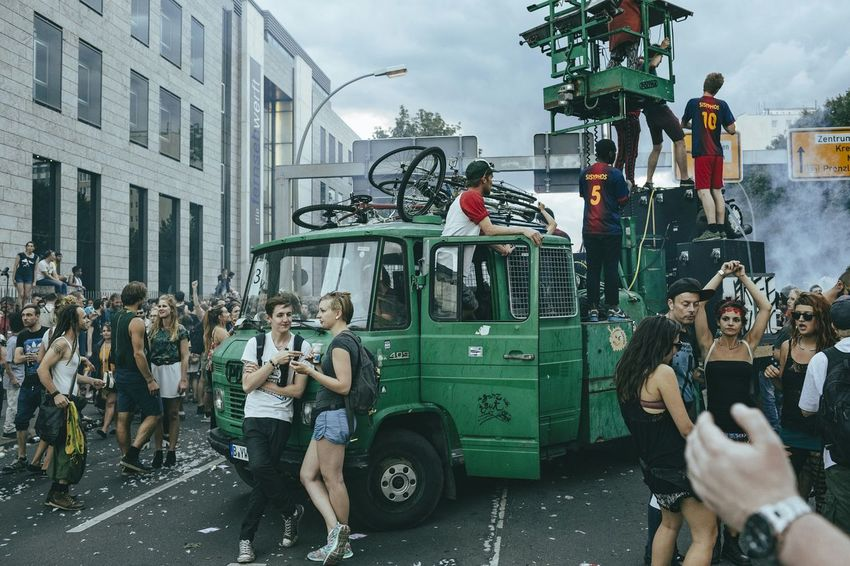 More about our new techno parade. Electronic Music Shots Zug Der Liebe Loveparade Technoparade  I Love Techno Demonstration Love Berlin Electronic Music My Best Photo 2015