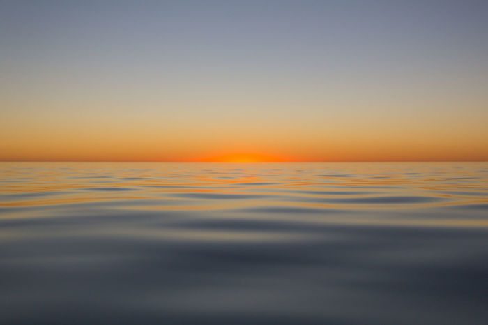 Evening Textures Calm Reflection Backgrounds Beach Beauty In Nature Clear Sky Dusk Horizon Horizon Over Water Idyllic Landscape Nature No People Outdoors Reflection Rippled Scenics Sea Sky Sunset Tranquil Scene Tranquility Travel Destinations Water