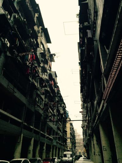 Black street of wuhan Hello World Hanging Out architecture