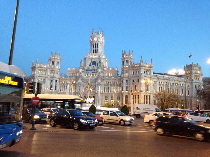 Madrid Spain España SPAIN First Eyeem Photo Traveling Home For The Holidays