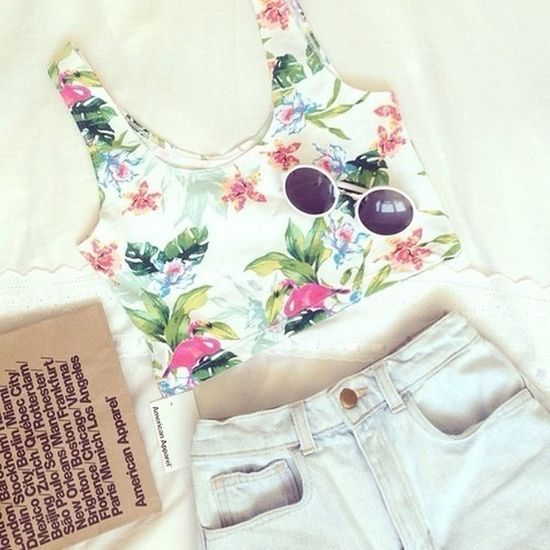 Clothes Soleil Summer Style