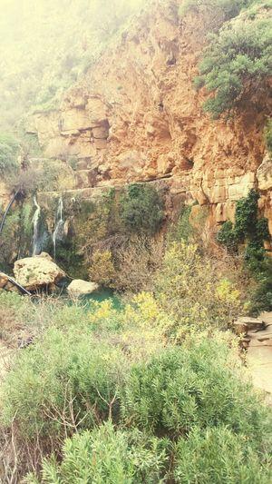 El Writ Cascade Tlemcen