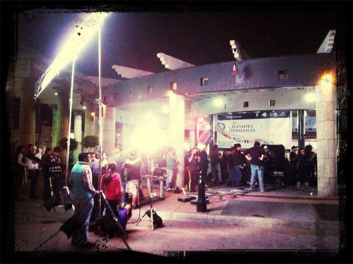 Primicia ANTES DE QUE AMANEZCA!!!, cine mexicano!!! Having Fun