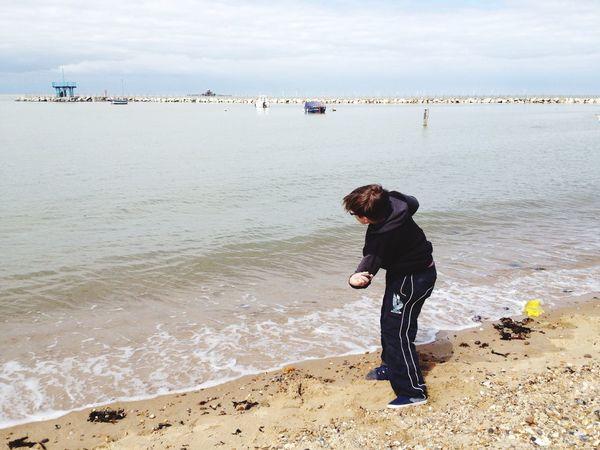 Skipping stones Skipping Stones Mid Action Sunshine HerneBay