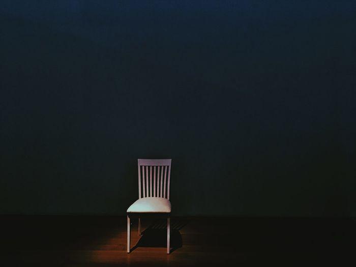 เดียวดาย Chair Seat No People Empty Indoors  Copy Space Absence