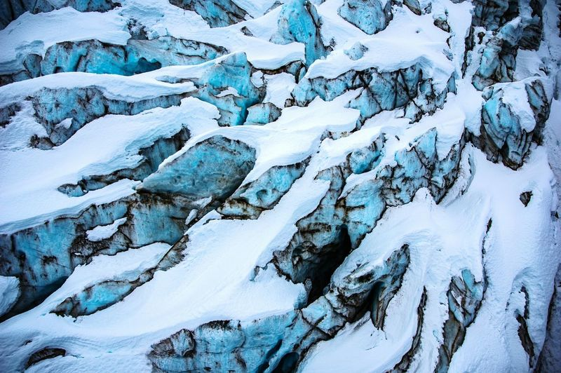 Glacier crevasses covered with a fresh pack of snow on Mt Baker, WashingtonEyeEm Best Shots EyeEm Masterclass Blue Ice Glacier Popular EyeEmBestPics Ice Caves Beautifully Organized EyeEm Best Shots - Nature EyeEm Gallery Ice Cave Majestic Helicopter 🚁 Mountain Crevasses Crevasse Shades Of Winter