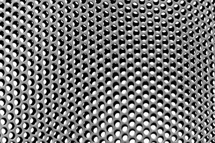 Abstract Backgrounds Black Color Brushed Metal Circle Close-up Dark Full Frame Gray Grid Industry Macro Metal Metal Grate Minimalism No People Pattern Stainless Steel  Steel Technology Textured  Textured Effect EyeEm Ready   The Graphic City