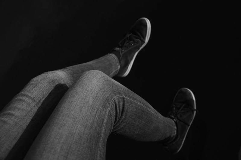 Black Background Shoe Sitting Close-up Darkness Darkart Dark Photography Lost Places Lost In Thought...