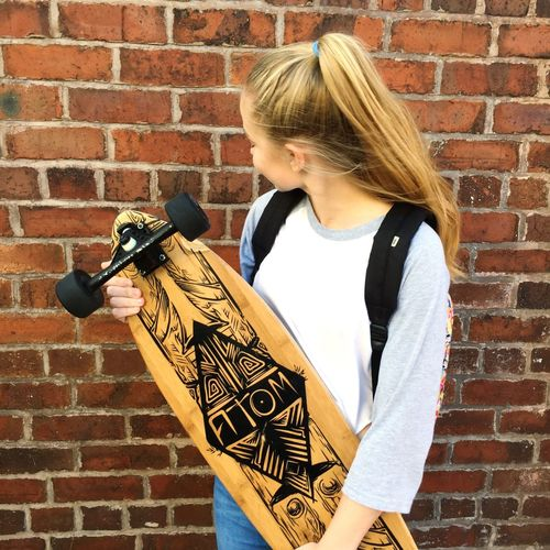 Skate Tumblr Tumblrgirl Longboard