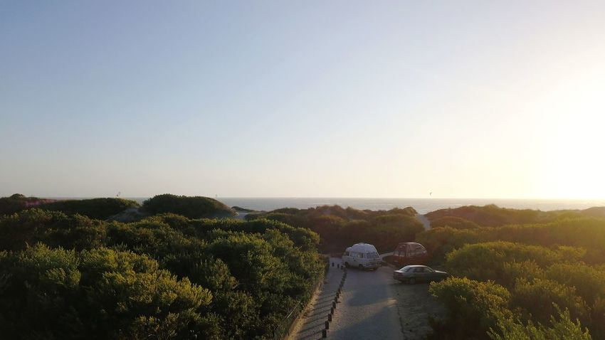 Summer Sea Beach Sunset Portugal Surfing Drone  Surf Photography TheWeekOnEyeEM Dji DJI Mavic Pro EyeEm Selects EyeEm Outdoors Kitesurfers Friends Campground Bullylife VW Bulli