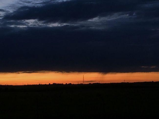 Atardecer Sky