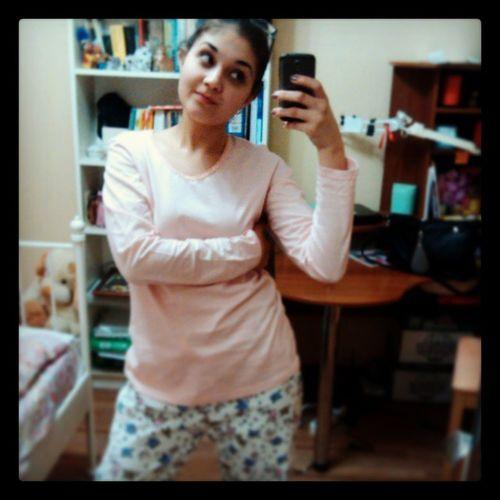 Новая пижамка. Карамельных снов, лапусики :) Ночь пижама