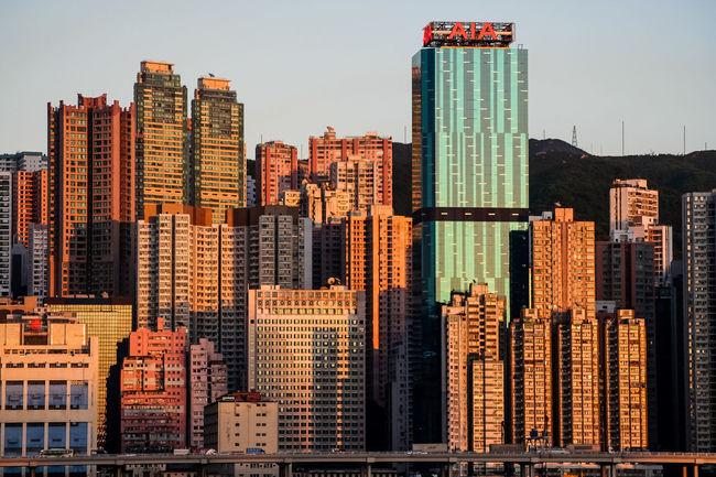 ASIA Asien China Großstadt Hochhaus Hochhäuser Hong Kong HongKong Hongkong Photos JingJang Living Megacities Megacity Population Explosion Skyscrapers Tourismus Urban Urban Landscape