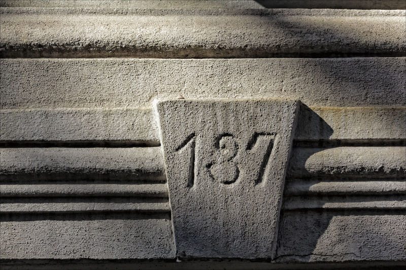 building address number 137 Architecttural Detail Building Addres Building Address Number Number Still Life