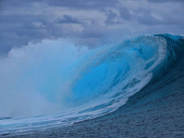 Power In Nature Water Sea Beauty Wave A New Beginning