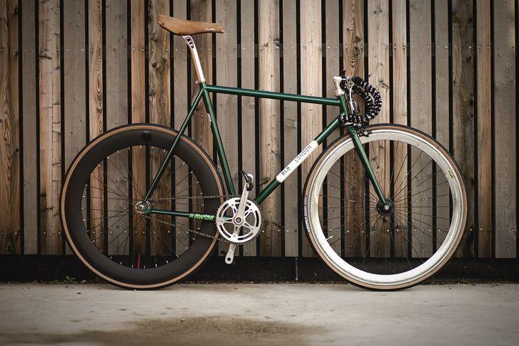 Track Cycling BLB Bicycle Thegreenhornet Beautiful Portrait Tsveto-Grpahy