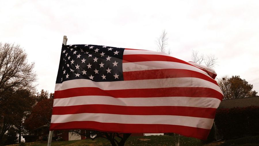 American Flag Veterans Day Old Glory