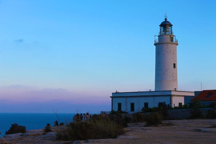 Buildings & Sky Formentera Lighthouse Nature Photography Pilardelamola Summer Summertime Suset
