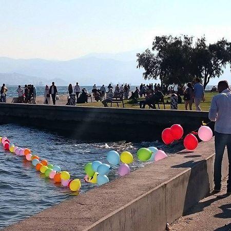 Yüzenbalon Hitballoonbabyonemoretime Luftballon Karşıyaka Izmir Balon Balloon