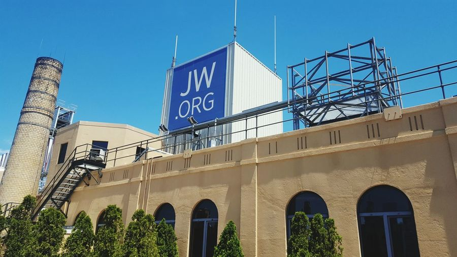 Jehovahscreation Jehovah's Witnesses Jehovah Watchtower Brooklyn New York City