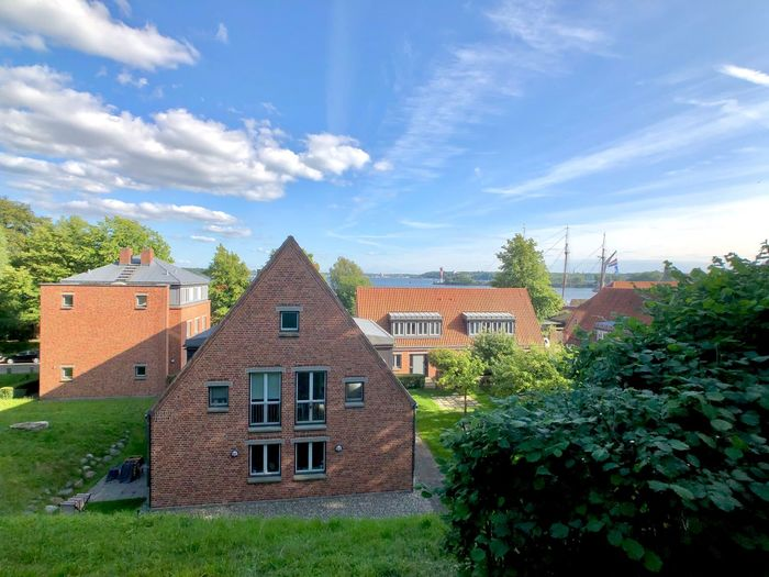 Häuser Holtenau
