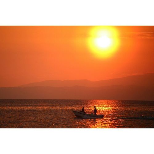 Thassos Thasos Scalamarion Grece Greece Fish Hunting Canon6d