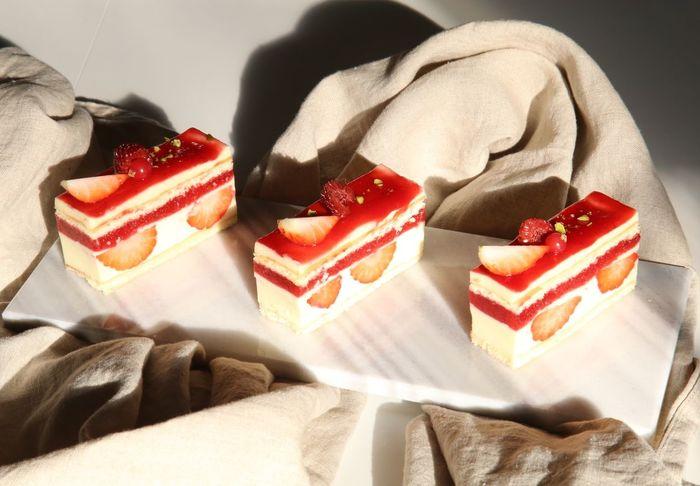 케이크 달달구리 Food Sweet Food Strawberry 딸기 후람보아즈 French Food Dessert Freshness