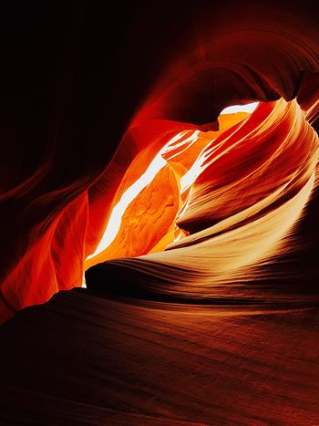 Geology Nature No People Physical Geography Rock - Object Tranquility Beauty In Nature Scenics Day Outdoors Close-up Antelope Canyon AntelopeCanyon Antelope Canyon USA Antelope Slot Canyon Lower Antelope Canyon Lower Antelope Can Lowerantelopecanyon Antelope Canyon, Page, Arizona Antelope Slot Canyons Orange Orange Color Sandstone Navajo Sandstone Navajosandstone