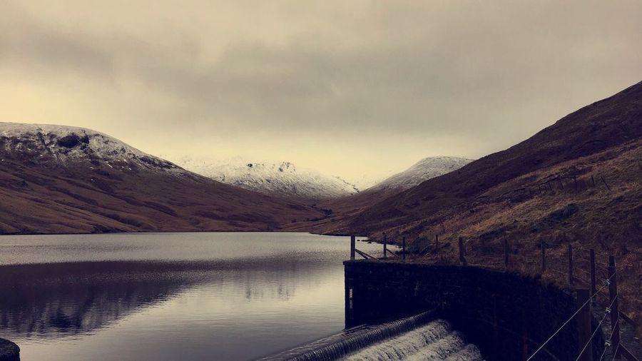 Loch Finlas Scotland