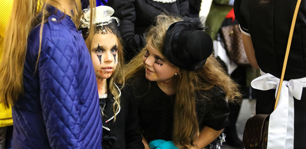 Halloween Tokyo 2016 Beautiful Girl Halloween Costumes Halloween EyeEm Halloween Makeup Halloween Tokyo 2016 Halloween_Collection Happy People Happy Time The People The Street Photographer - 2016 EyeEm Awards