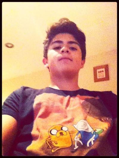 Adventure Time ;)