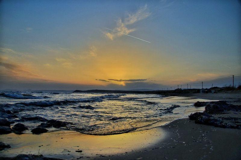 #sunset #sun #clouds #skylovers #sky #nature #beautifulinnature #naturalbeauty #photography #landscape