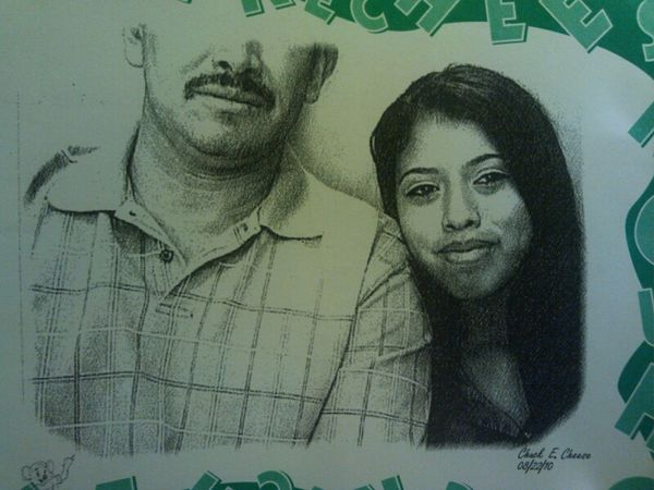 My Dad N I (: 2010 ...my Miss My Natural Hair Color