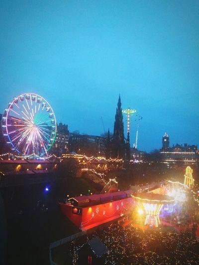 Night Arts Culture And Entertainment Illuminated Ferris Wheel Amusement Park Amusement Park Ride No People
