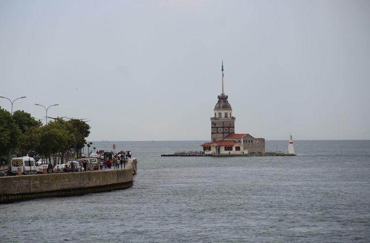 Turkey Kizkulesi Meer Deniz Sea Photography Fotografia Hobby Hobbyphotography