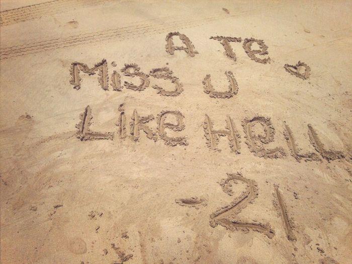 Miss U Like Hell Amori Miei❤ Friendship. ♡   A Te