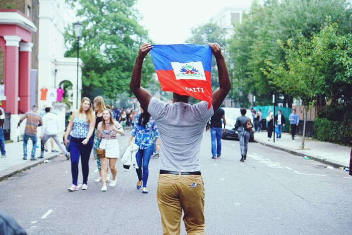 Festival Season Notting Hill Carnival 2015  Haiti Pride Representing