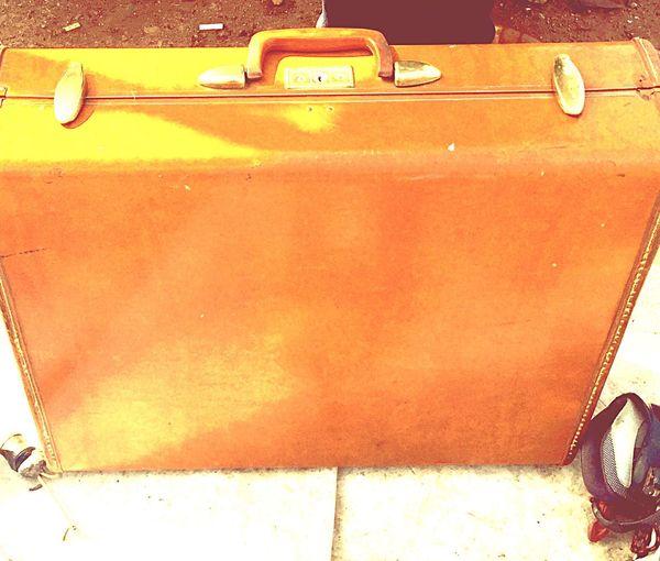 A rare finding at the local swap meet 1950's vintage samsonite suitcase Samsonite Vintage Luggage 1950's Style 1950's Samsonite